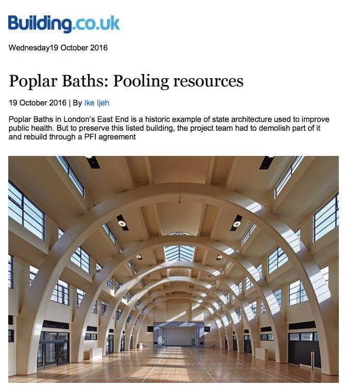 Poplar Baths