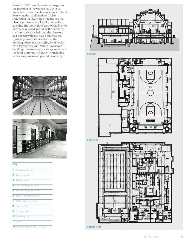 Poplar Baths - PRS - Architecture Today page 2